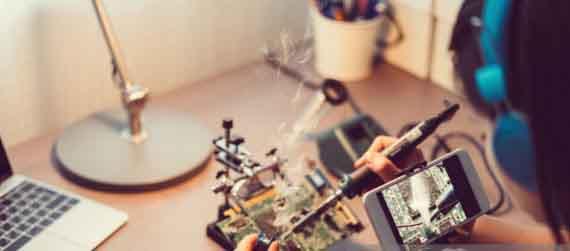 0f49a0f16ef Curso online de Reparación de teléfonos móviles y tablets ...